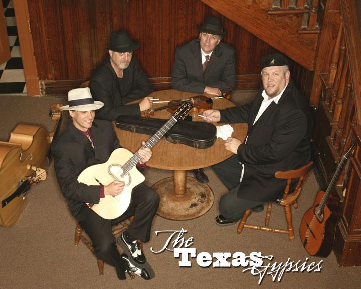 Early Texas Gypsies