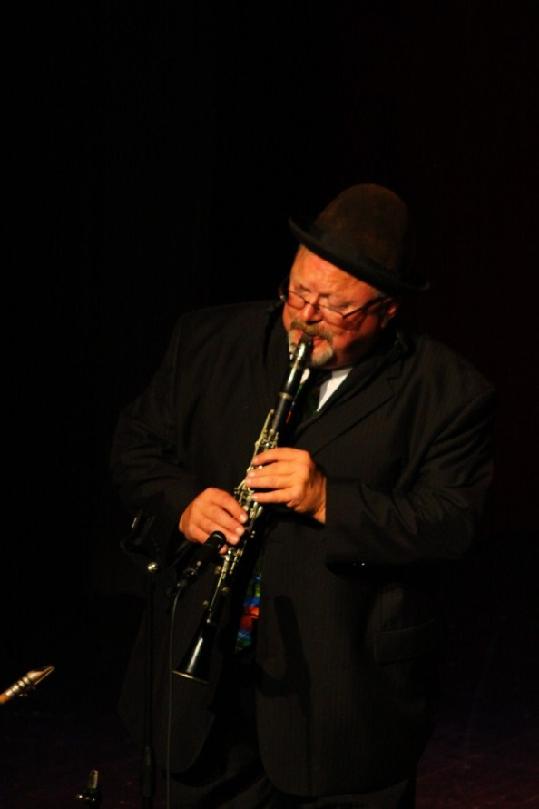 Mike Sizer Sax and Clarinet
