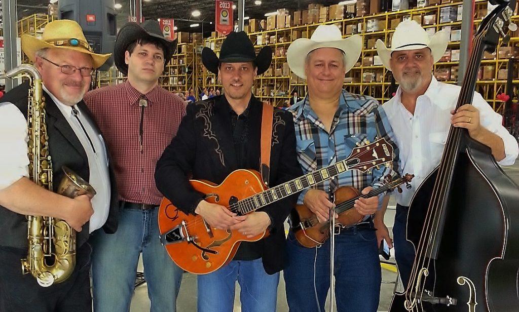 Western Swing band